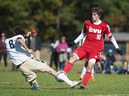 CVU vs. Essex Boys Soccer 10/10/15