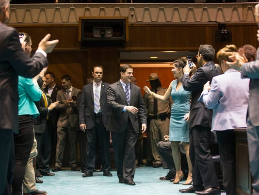 PNI State of the State speech marks opening day of Legislature