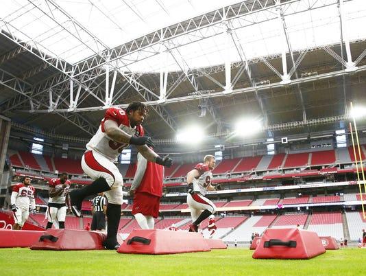 Arizona Cardinals Training Camp 2017