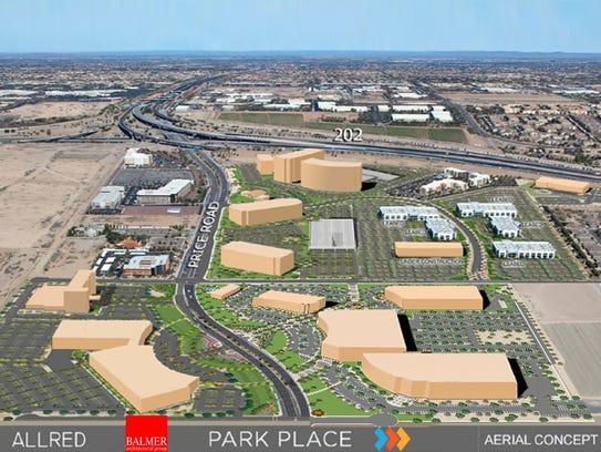 Douglas Allred Co. plans to build 3 million square
