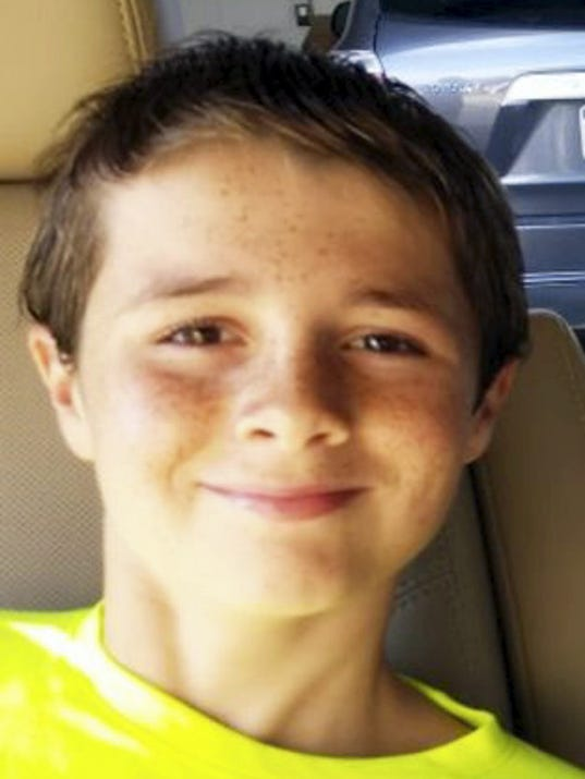 Ryan Wilson: Son of Gary and Cheryl Wilson of Newport News, Va., and grandson of Mike and Lana Wilson of New Oxford, and Frank and Nancy Catano of Williamsburg, Va., turns 11 on July 4.