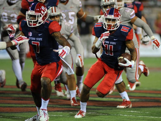 NCAA Football: Fresno State at UNLV