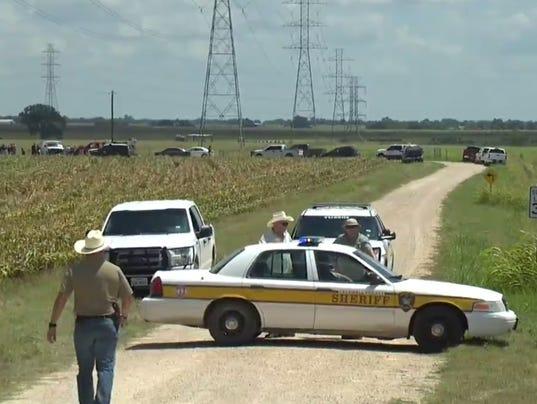 16 dead in hot air balloon crash in Texas