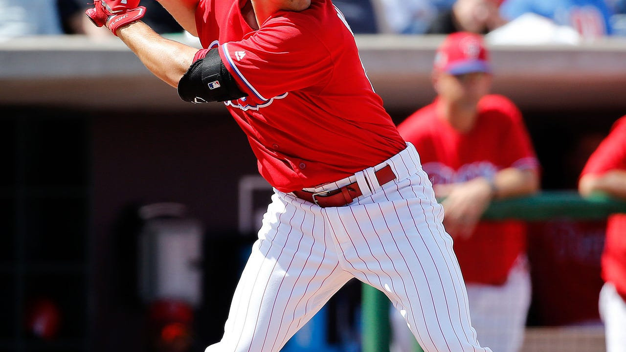 Phillies' Kingery discusses his promotion to Triple-A