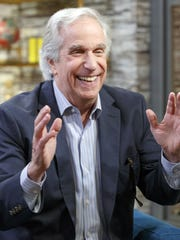 'Barry' funnyman Henry Winkler was on the 'Sharknado'