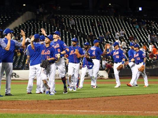 MLB: Game Two-Atlanta Braves at New York Mets