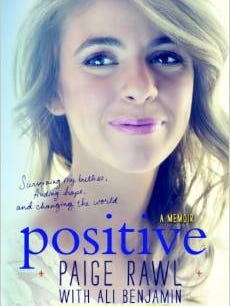 Cover of 'Positive' by Paige Rawl with Ali Benjamin.
