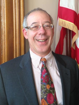 Hudson Executive Assistant Thomas Moses will retire in May.