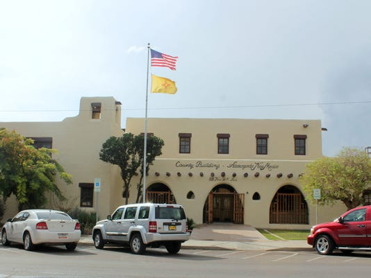 Otero County Building