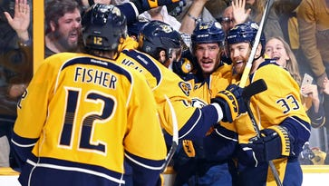Predators 'trying to win' with aggressive moves