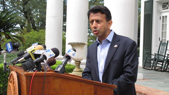 Bobby Jindal answers questions about his unsuccessful