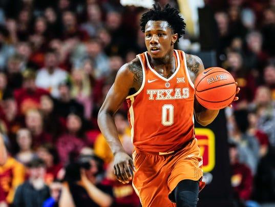 NCAA Basketball: Texas at Iowa State