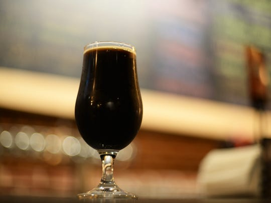 Get Basted, a Baltic Porter from Collusion Tap Works, is a heavier lager that will be on tap on National Lager Day.