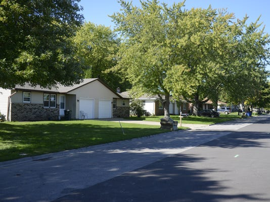 Brookwood Drive houses Packers