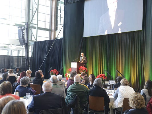 Packers Foundation grants Jerry Ganoni