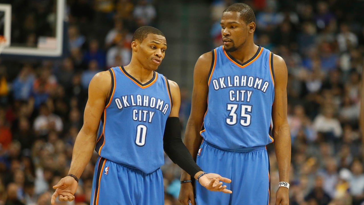 Former NBA veteran Eddie Johnson discusses what he thinks the Thunder must do next after losing star Kevin Durant to the Warriors.