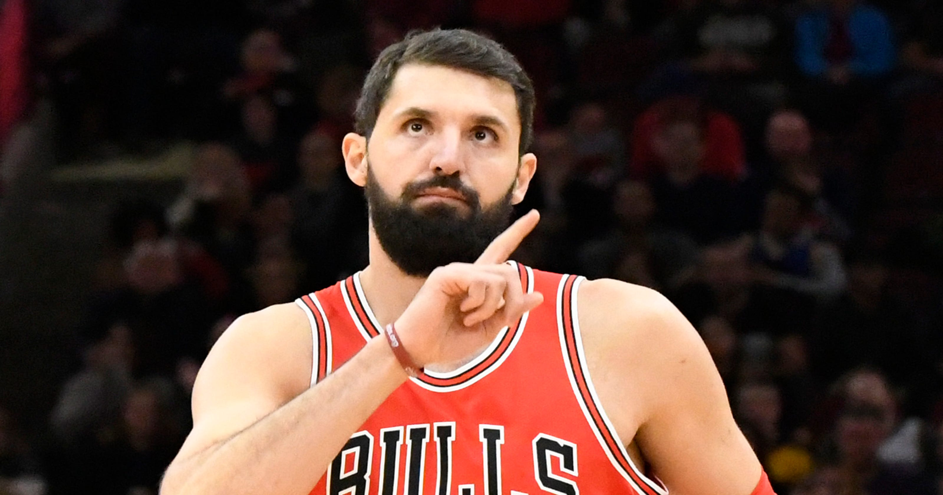 Bulls trade Nikola Mirotic to Pelicans for first-round pick d0ef26222