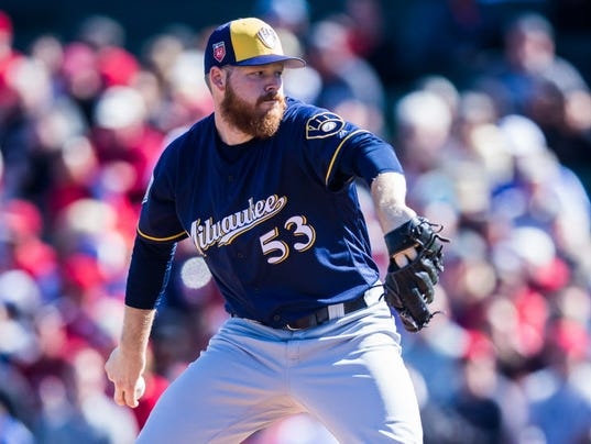 Milwaukee Brewers v Los Angeles Angels of Anaheim