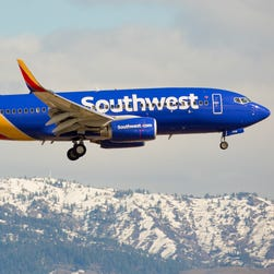 Southwest will end practice of overbooking, CEO says