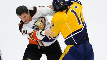Fighting in NHL disappearing, but concerns linger