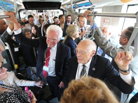 September 9, 2016: Cincinnati Bell Connector, Streetcar, Over-The-Rhine,  Liz Dufour