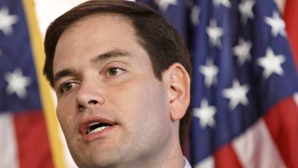 Florida Sen. Marco Rubio