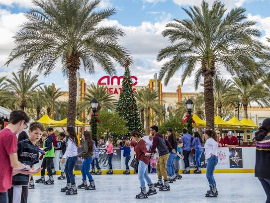 Skate Westgate returns for the holiday season at Westgate