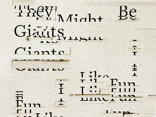 """The new album by They Might Be Giants, """"I Like Fun."""""""