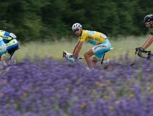 APTOPIX Cycling Tour de France(2)