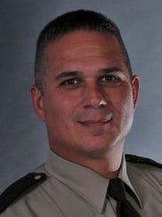 Pottawattamie County Sheriff's Deputy Mark Burbridge