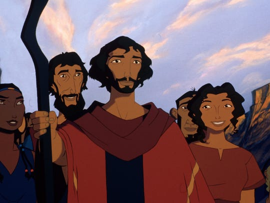 'The Prince of Egypt'