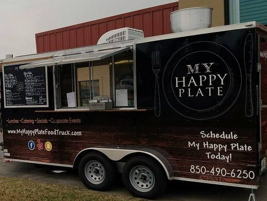 My Happy Plate Food Truck