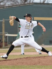 Howell's Sam Weatherly allowed two unearned runs on two hits and struck out eight in six innings in a 4-3 loss to Lakeland.