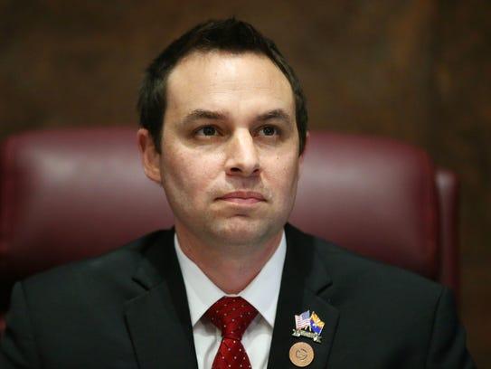 Arizona Speaker of the House J.D. Mesnard.