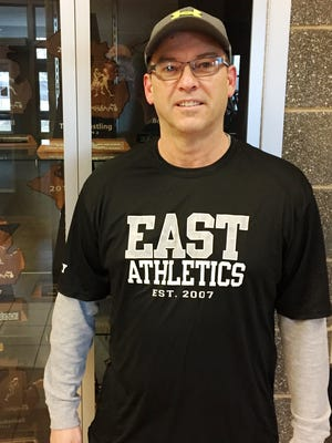 Former NFL kicker Pete Stoyanovich is the new varsity girls soccer coach at South Lyon East.