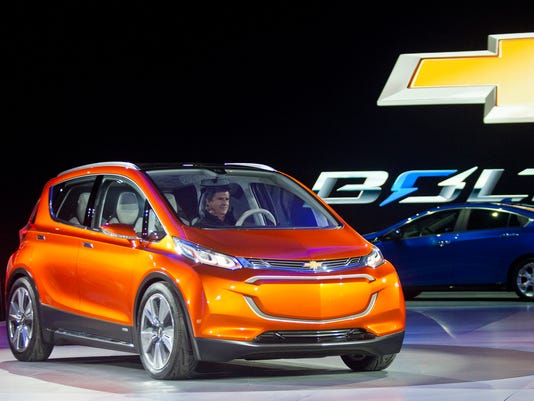 AP GENERAL MOTORS-ELECTRIC CAR F FILE USA MI