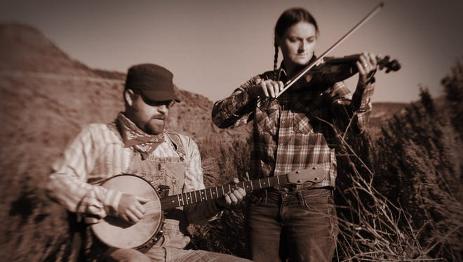 The husband-and-wife duo of Joshua Baird and Tara Timpson will perform at the Panguitch Lake Heritage Arts Festival in August 2018.