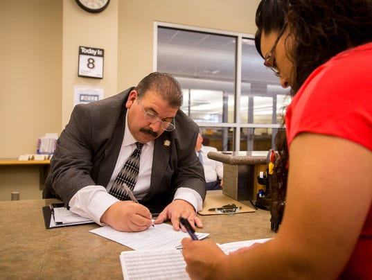 030816 Filing at County Clerk's Office