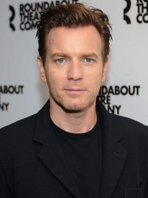 """Ewan McGregor attends Broadway's """"The Real Thing"""" cast photo call at Roundabout Theatre Company on September 5, 2014 in New York City."""