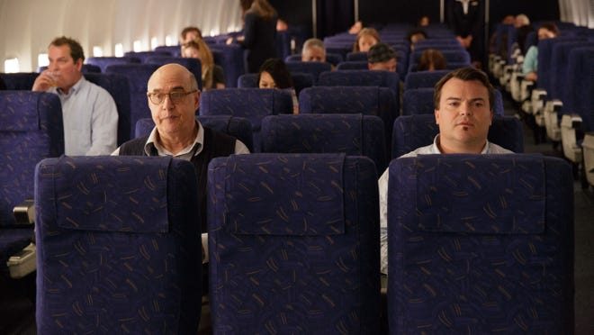 Jeffrey Tambor's sincerity is transparent in 'The D Train,' and Jack Black, left, and Jack Black gives heart to an unlikeable character.