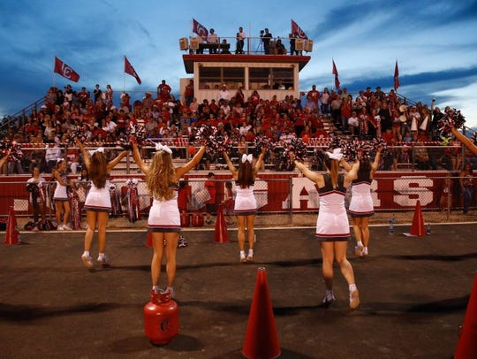 The Christoval Cougars will host the Game of the Week