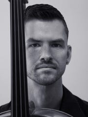 Cellist Zachary Sweet will perform at a Binghamton University faculty recital on Thursday.