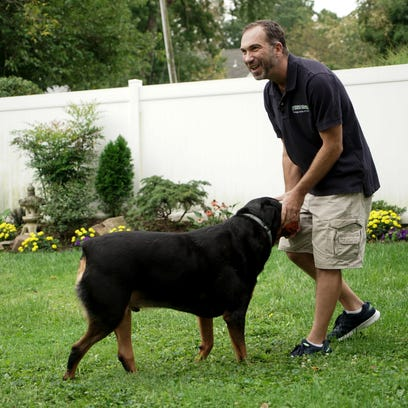 Rottweiler's puppy sickness inspires natural pet food business out of Wilmington kitchen