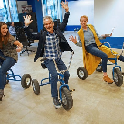 Fun in the workplace? Wilmington company makes fun a business