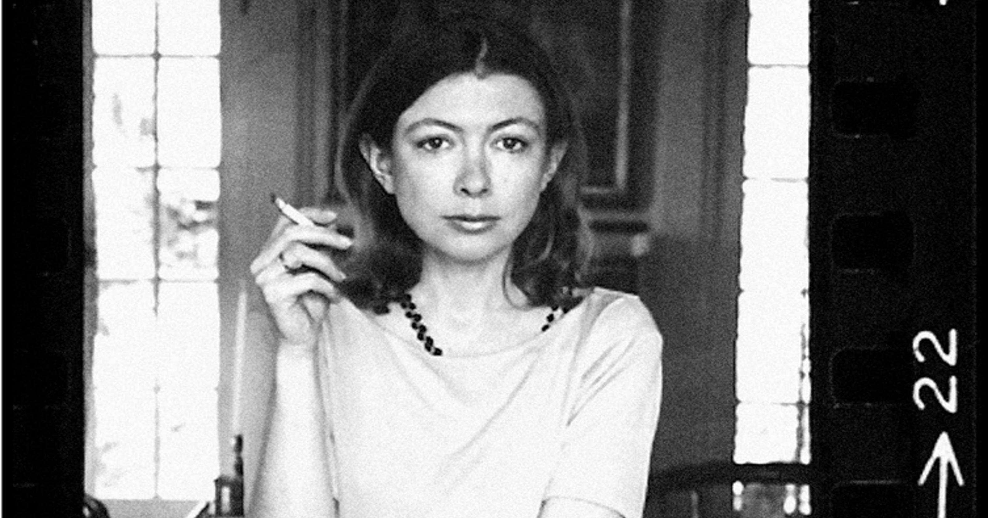 The 50 Best Joan Didion Images On Writers Authors And