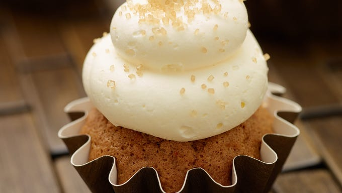 These Carrot Cake Cupcakes Are 14 Carrot Goodness