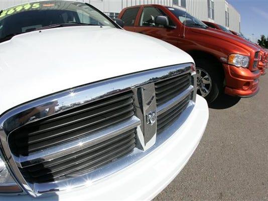 Dodge Ram Pickups