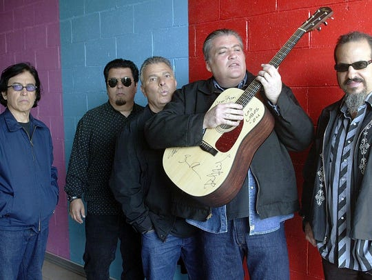 Los Lobos will perform on March 31 at theCenter for