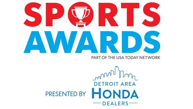 2018 Detroit Free Press Sports Awards presented by Detroit Area Honda Dealers.