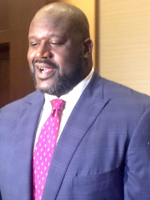 Shaquille O'Neal said in Nashville on April 1, 2017 that the national media gave SEC basketball a bad rap this season.